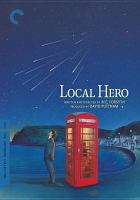 Cover image for Local hero [videorecording DVD]