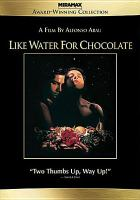 Cover image for Como agua para chocolate Like water for chocolate