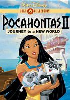 Cover image for Pocahontas II journey to a new world