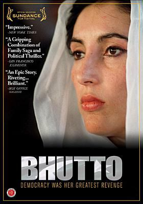 Cover image for Bhutto Democracy was her greatest revenge