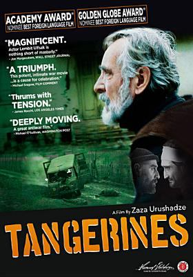Cover image for Tangerines [videorecording DVD]