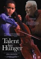 Cover image for Talent has hunger [videorecording DVD]