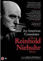 Cover image for An American conscience [videorecording DVD] : the Reinhold Niebuhr story