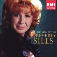 Cover image for The very best of Beverly Sills