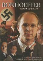 Cover image for Bonhoeffer, agent of grace