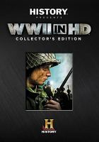 Cover image for WWII in HD [videorecording DVD]