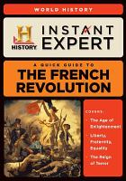 Cover image for A quick guide to the French Revolution