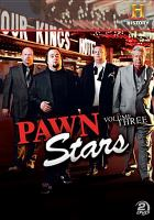 Cover image for Pawn stars. Season 3, Complete [videorecording DVD]