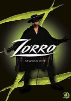 Cover image for Zorro. Season 1, Complete