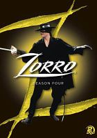 Cover image for Zorro. Season 4, Complete