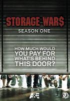 Cover image for Storage war$. Volume 1 [videorecording DVD]