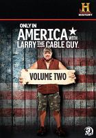 Imagen de portada para Only in America with Larry the Cable Guy. Vol. 2
