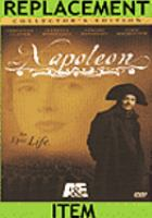 Cover image for Napoleon an epic life. Disc 1