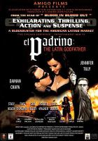 Cover image for El padrino [videorecording DVD] : the Latin godfather