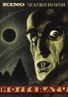 Cover image for Nosferatu a symphony of horror