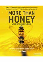 Cover image for More than honey [videorecording DVD]