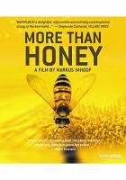 Imagen de portada para More than honey [videorecording DVD]