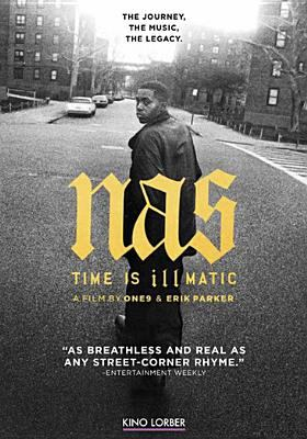 Cover image for Nas [videorecording DVD] : time is illmatic