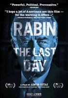 Cover image for Rabin, the last day [videorecording DVD]