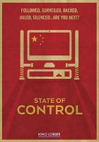 Cover image for State of control [videorecording DVD]