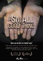 Cover image for A small good thing [videorecording DVD]