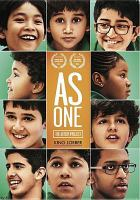 Cover image for As one [videorecording DVD] : the Autism Project
