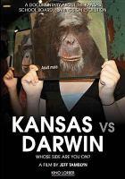Cover image for Kansas vs. Darwin [videorecording DVD]