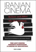Cover image for Iranian cinema before and after the revolution [videorecording DVD]