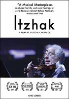 Cover image for Itzhak [videorecording DVD]