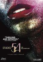 Cover image for Studio 54 [videorecording DVD]