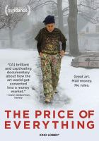 Cover image for The price of everything [videorecording DVD]