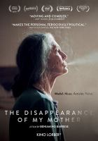 Imagen de portada para The disappearance of my mother [videorecording DVD]
