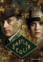 Imagen de portada para Babylon Berlin. Season 3, Complete [videorecording DVD]
