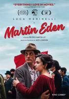Cover image for Martin Eden [videorecording DVD]