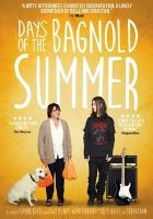 Cover image for Days of the Bagnold summer [videorecording DVD]