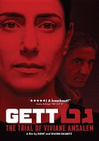 Cover image for Gett [videorecording DVD] : the trial of Viviane Amsalem