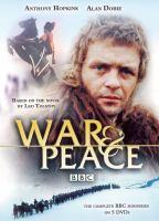 Imagen de portada para War & peace. Disc 1