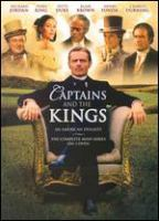 Cover image for Captains and the kings, Complete [videorecording DVD] : an American dynasty