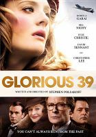 Cover image for Glorious 39