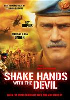 Cover image for Shake hands with the devil