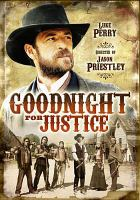 Cover image for Goodnight for justice