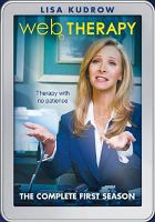 Cover image for Web therapy. Season 1, Complete