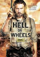 Cover image for Hell on wheels. Season 2, Complete