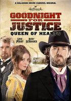 Cover image for Goodnight for justice queen of hearts