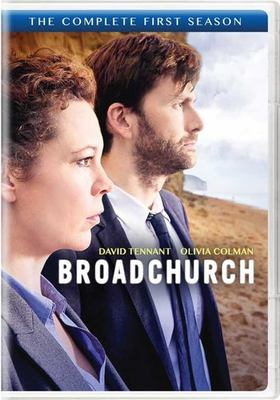 Cover image for Broadchurch. Season 1, Complete
