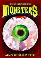 Cover image for Monsters. Season 3, Complete [videorecording DVD]