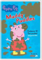 Cover image for Peppa Pig [videorecording DVD] : Muddy puddles