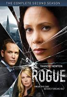 Cover image for Rogue. Season 2, Complete [videorecording DVD]
