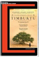 Cover image for Timbuktu [videorecording DVD]