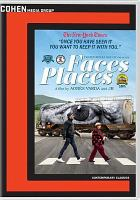 Cover image for Faces places [videorecording DVD]